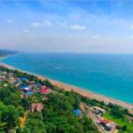 побережье Лоо пляж