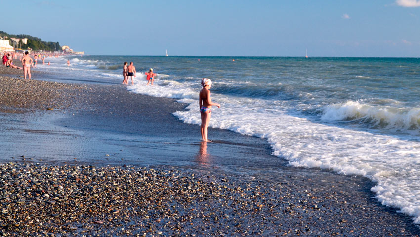 пляж Комплимент Лоо