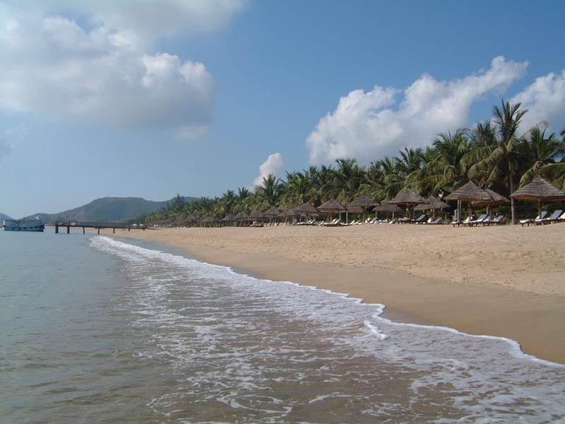 Пляж Северного Вьетнама