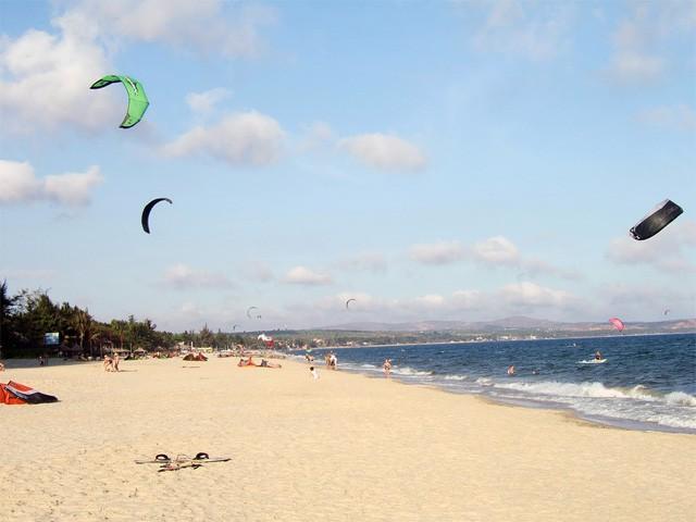 Пляж Южного Вьетнама