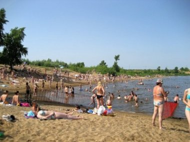 Пляжи Нижнего Новгорода