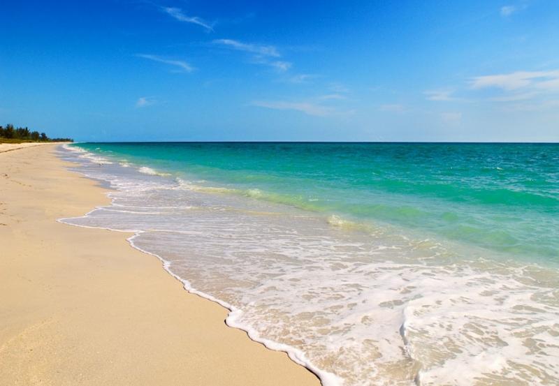 Флорида - пляжи