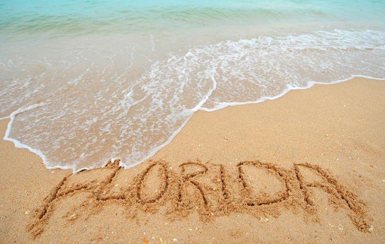 Песок во Флориде