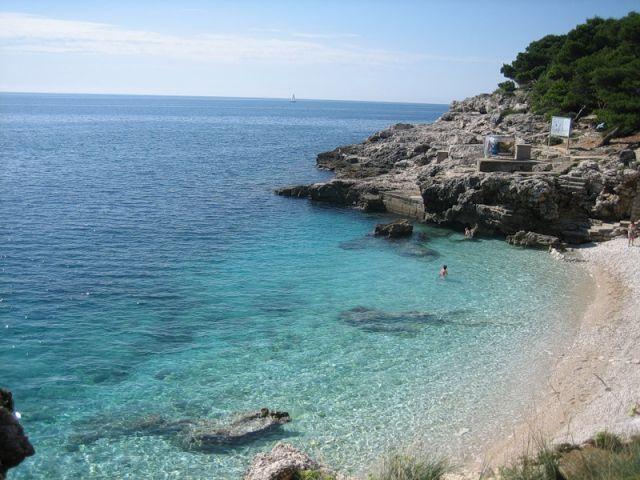 Пляжи Истрии