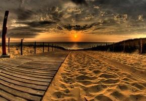 Пляжи на океанах мира