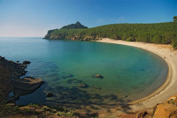 Чивыркуйский пляж