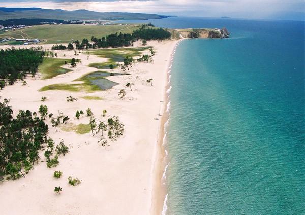 Байкальские пляжи