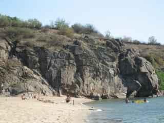 Пляжи в Запорожье
