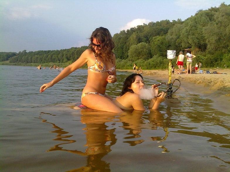 Пляж «Поляна невест»
