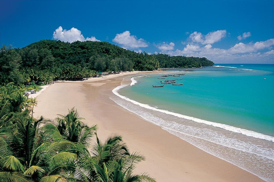 Лучший пляж Тайланда