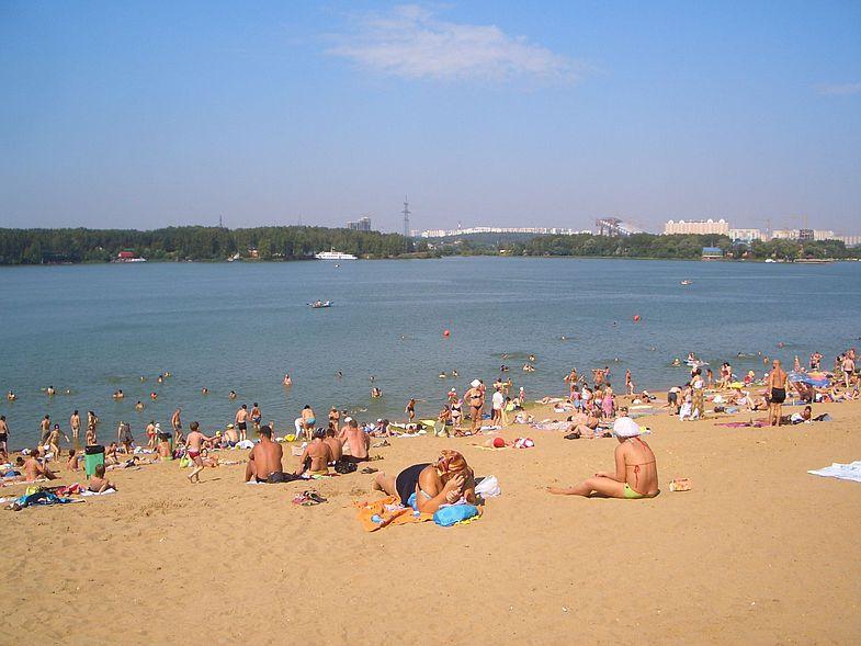 Рублевский пляж