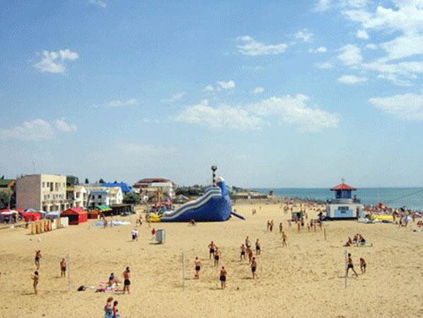 Пляж Саки