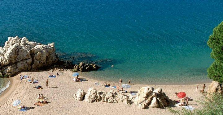 Пляж Коста Дель Маресме