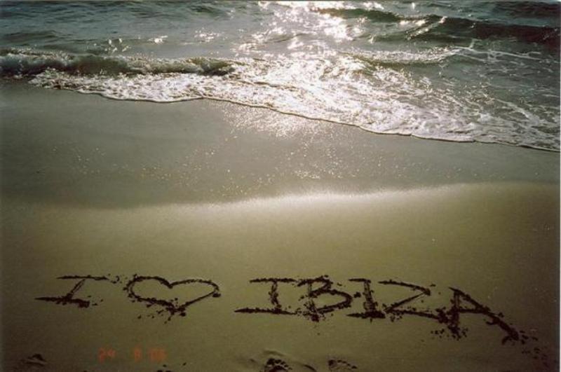 Пляж Ибица