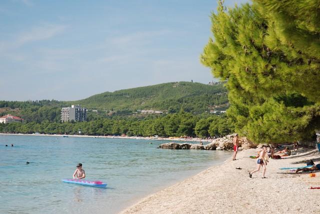 Пляжи для детей Хорватии
