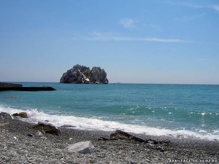 Пляж Кооперативный