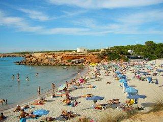 Пляжи Волги в Астрахани