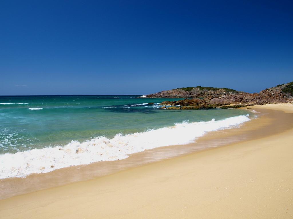 Пляж Ридл