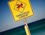Опасные пляжи мира
