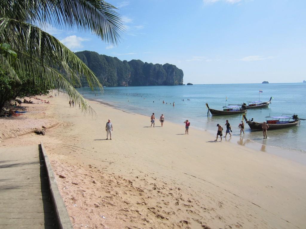 Фотографии пляжа Ао Нанг