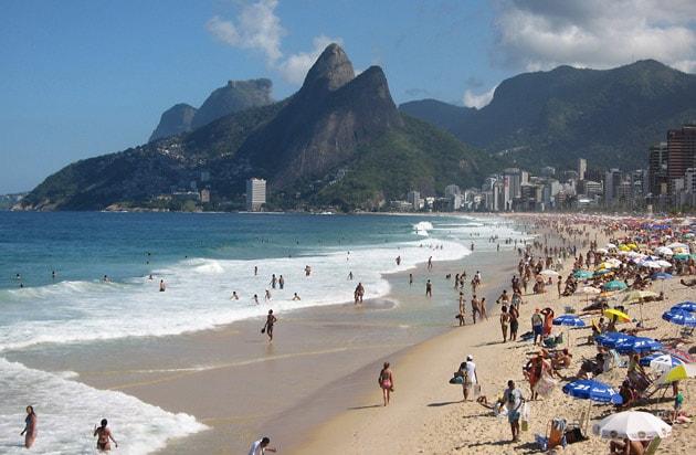 Пляжи Рио-де-Жанейро