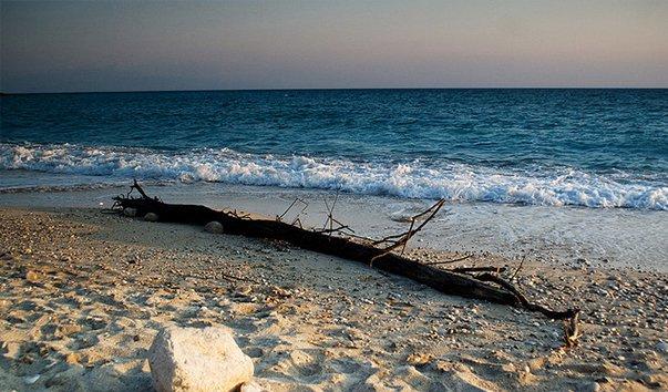 Пляж Лурес