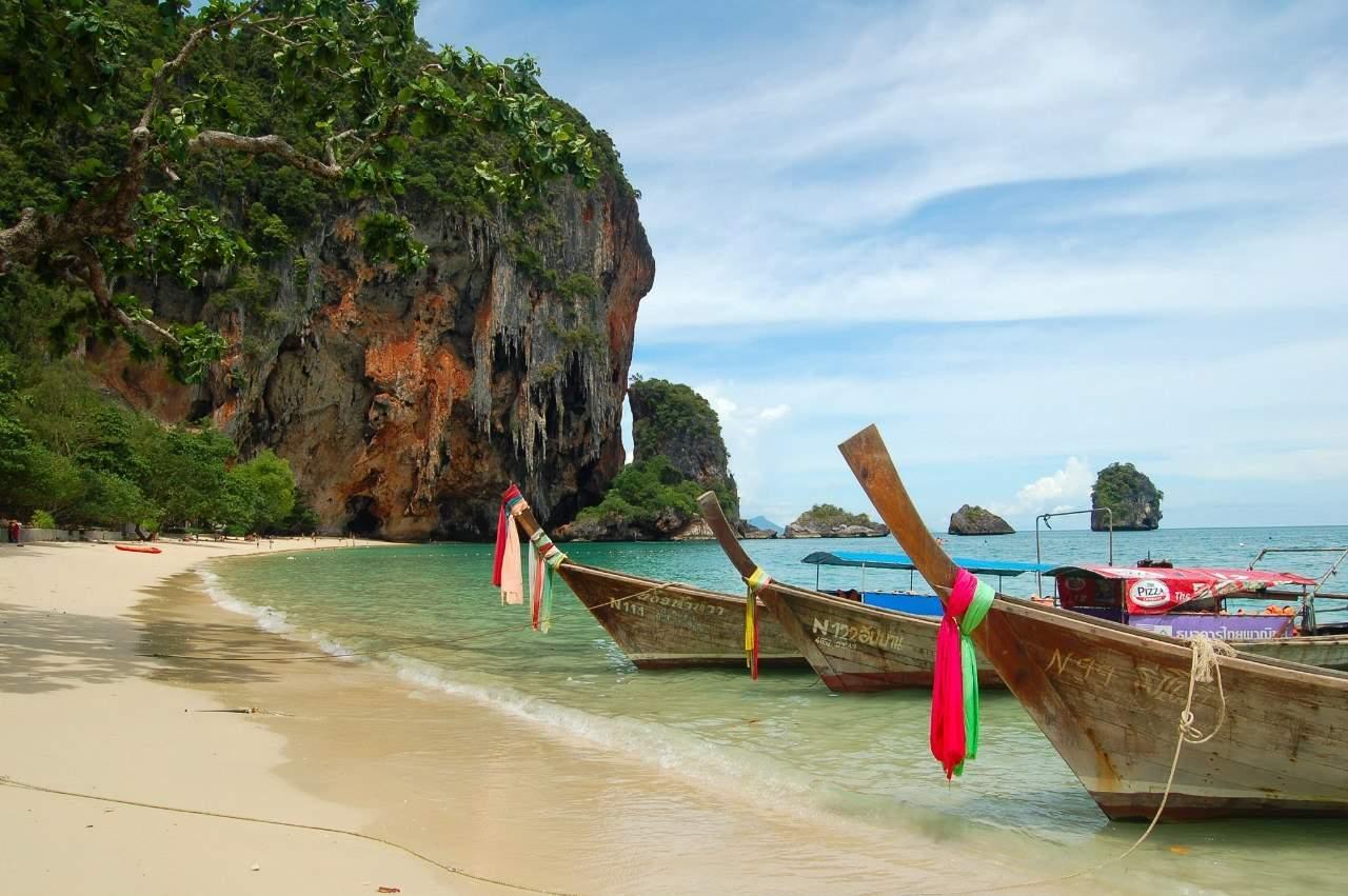 Пляж Pranang