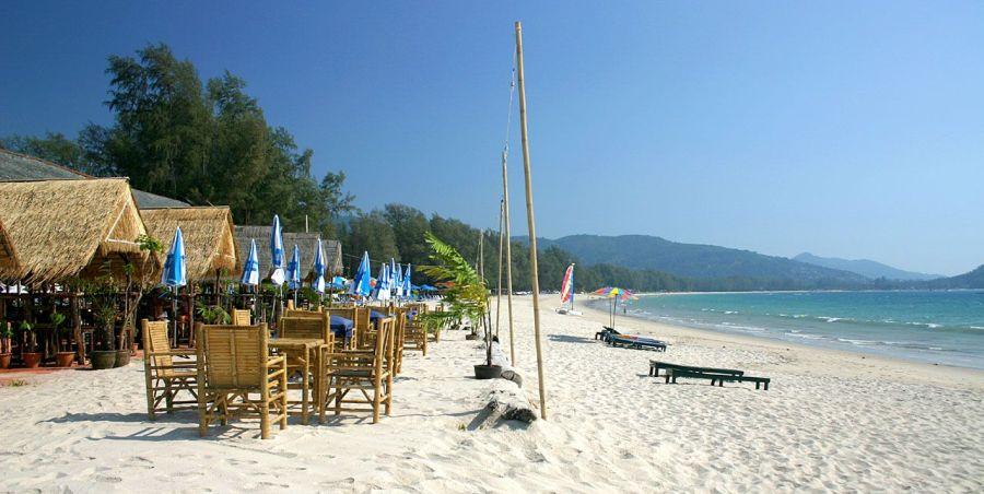 Пляж Сурина