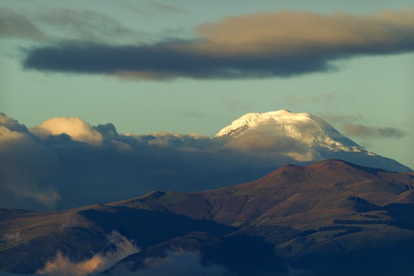 Гора Антисана