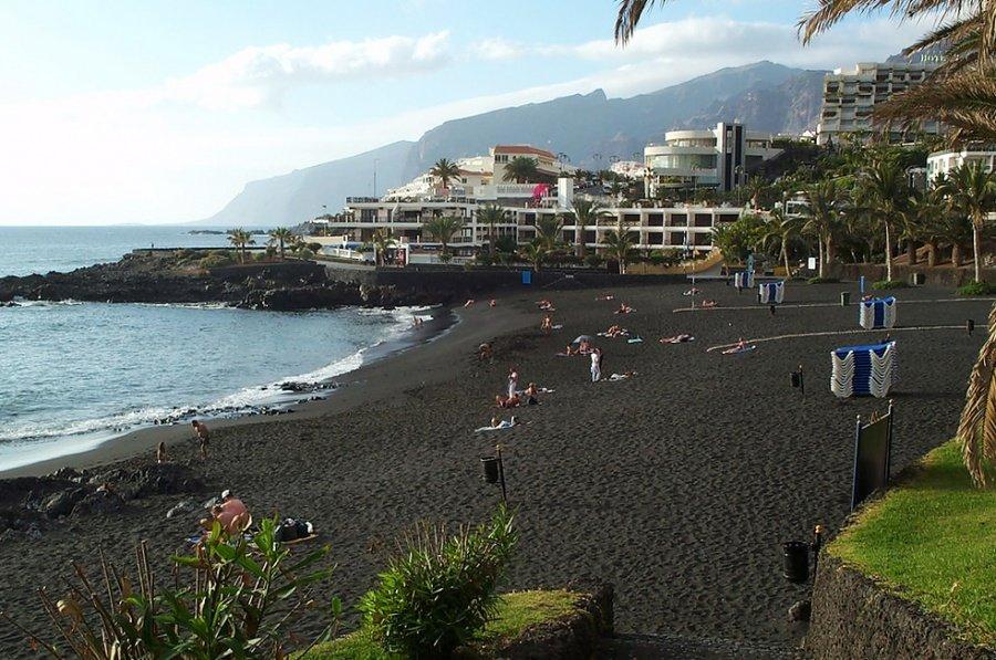 Тенерифе -пляжи