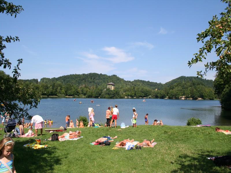 Пляжный отдых в Словакии