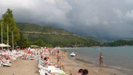 Славянский пляж в Черногории