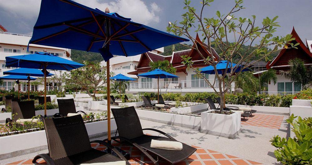 Отели Karon Beach