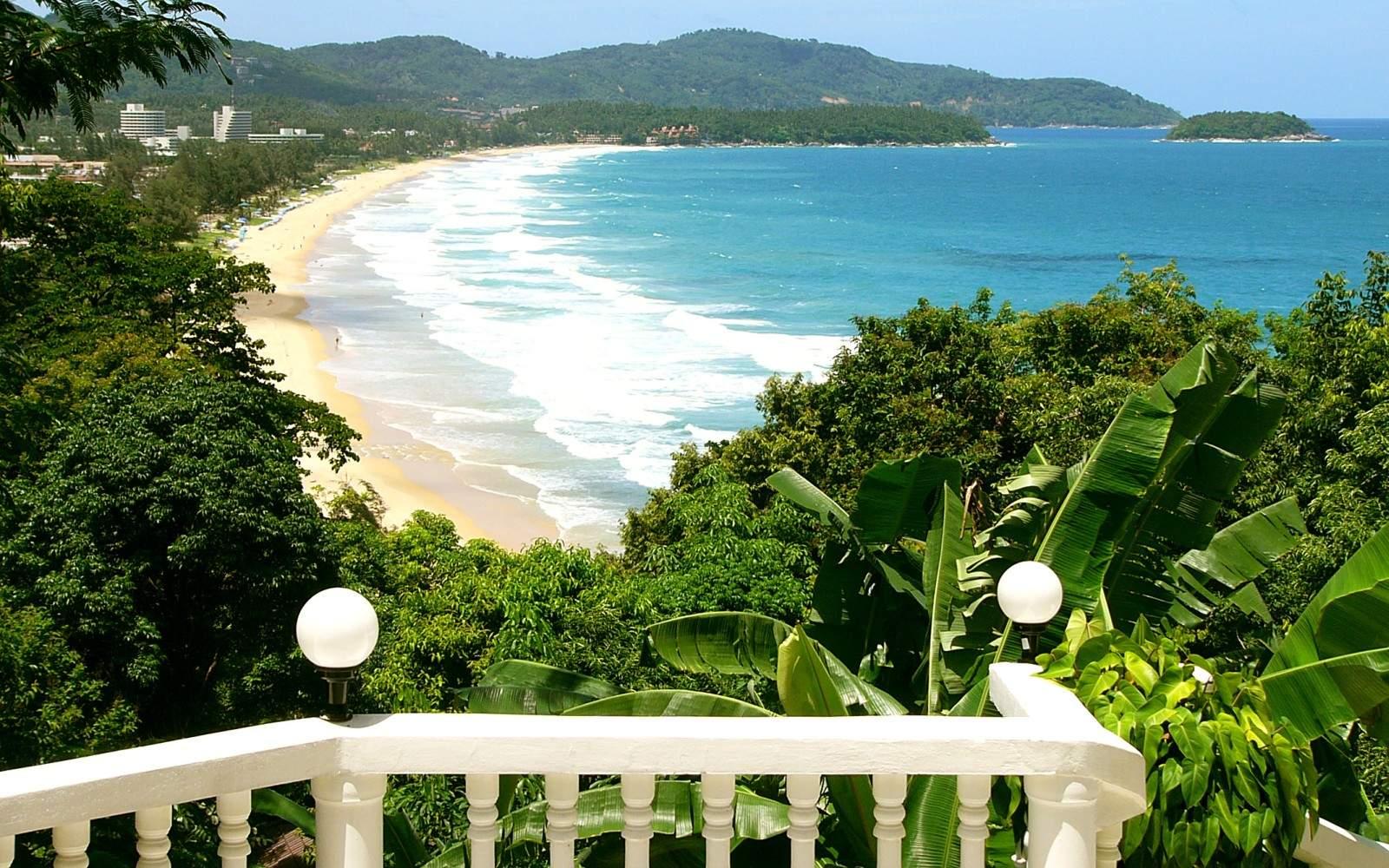 Karon Beach пляжи