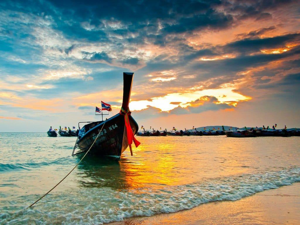 Пляжи Тайланда -Пхукета