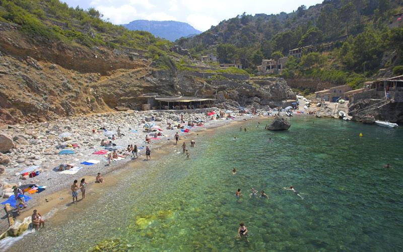 Пляж Кала де Дейя