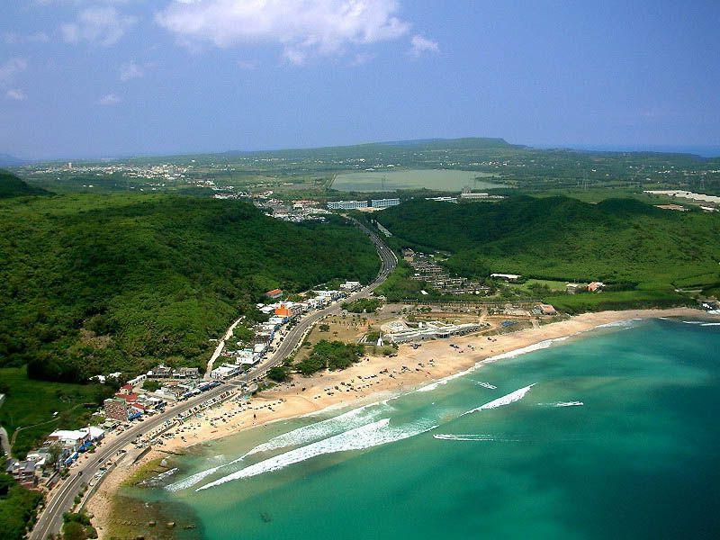 Пляжи острова Лантау