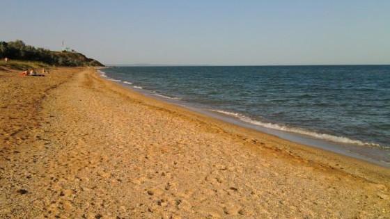 Пляжи Керчи и Крыма