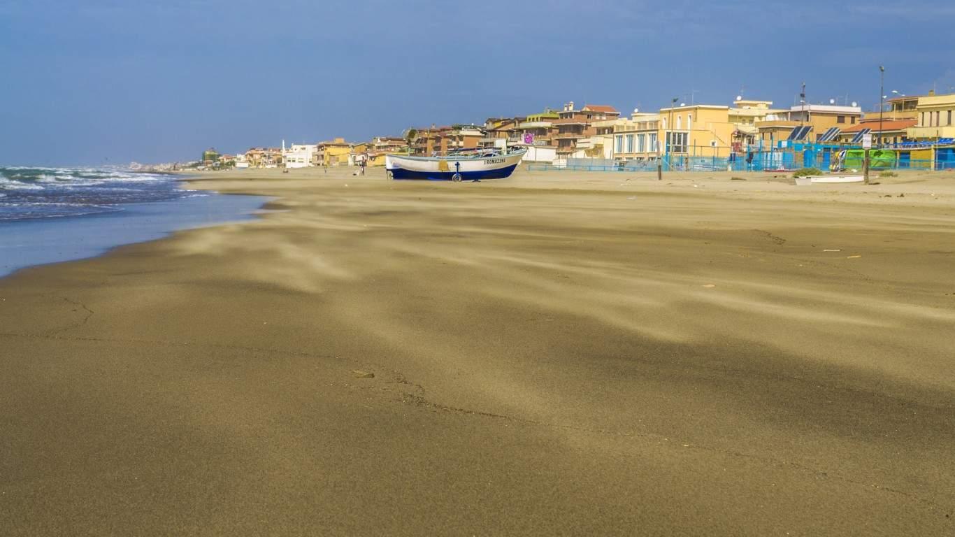Пляж Ардея