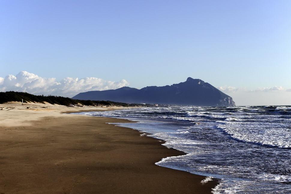 Пляж Сабаудия