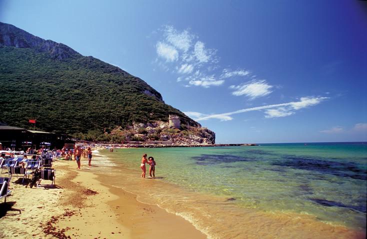 Пляжи Лацио