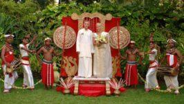 Свадьба на Шри-Ланке