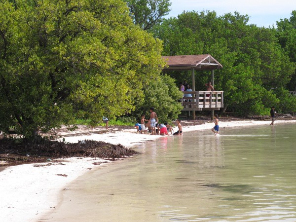 Пляж Анны