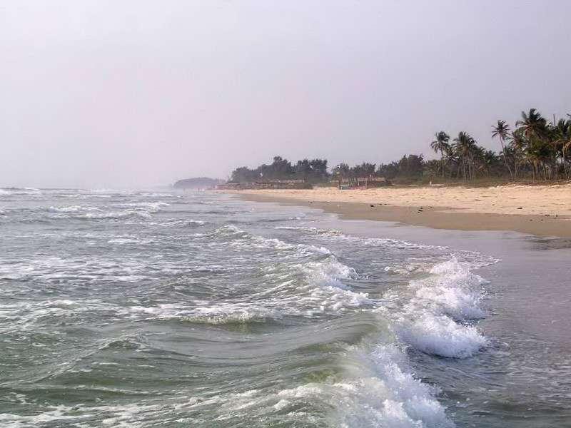 Пляжи Индии -Варка