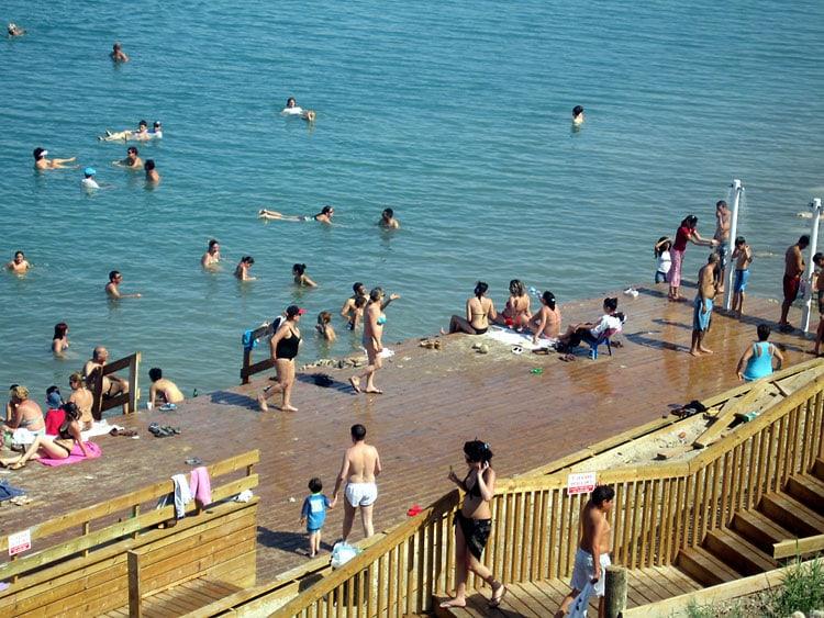 Пляж Бьянкини