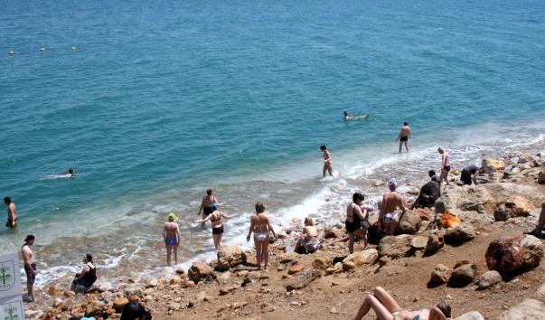 Пляж Эйн-Геди