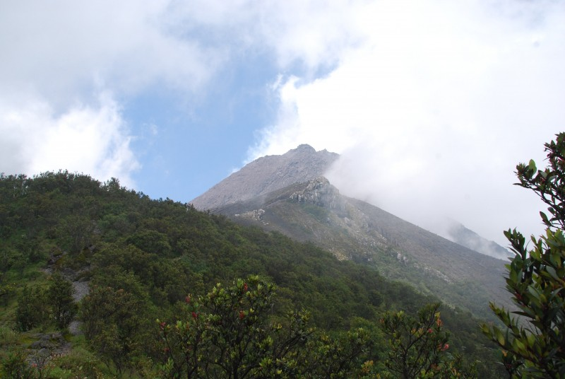 Вулкан на Прананге