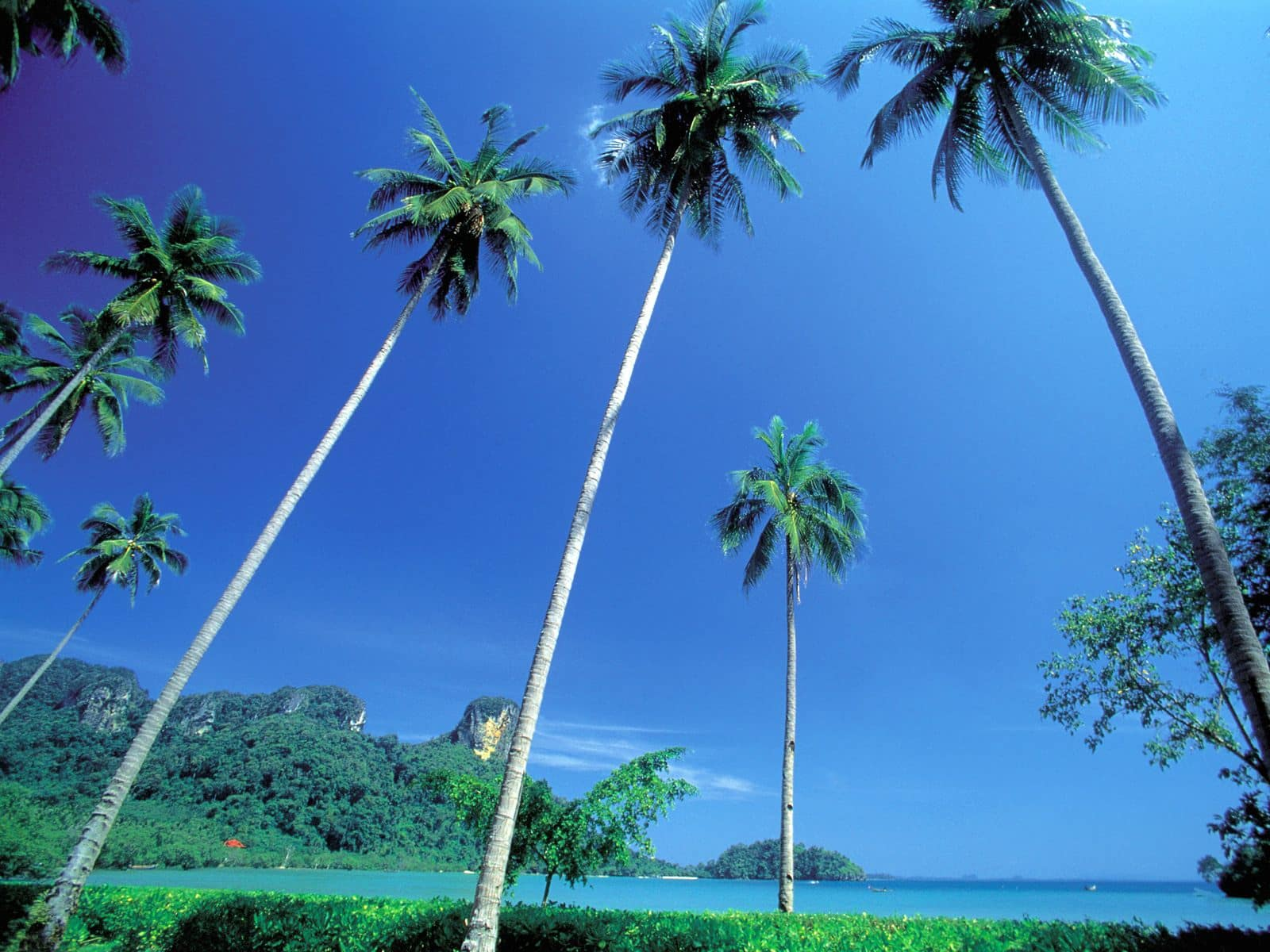 Пляж Прананг в Таиланде