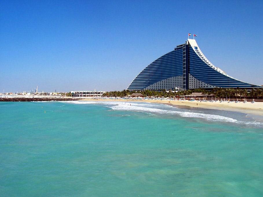 Пляжи Арабских Эмиратов
