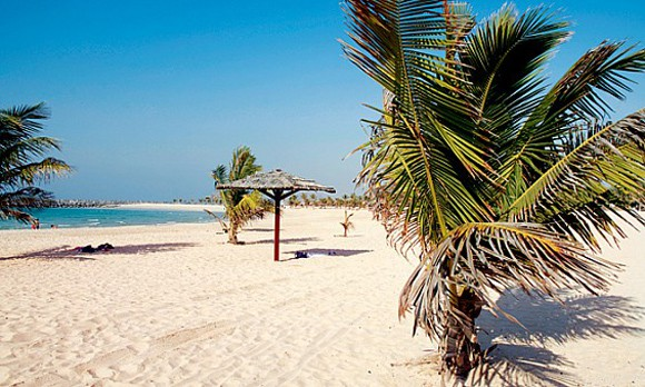 Пляж Аль Мамзар Бич Парк